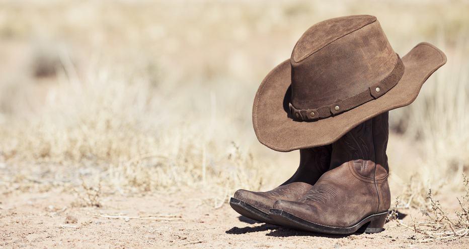 Wide Cowboy Boots