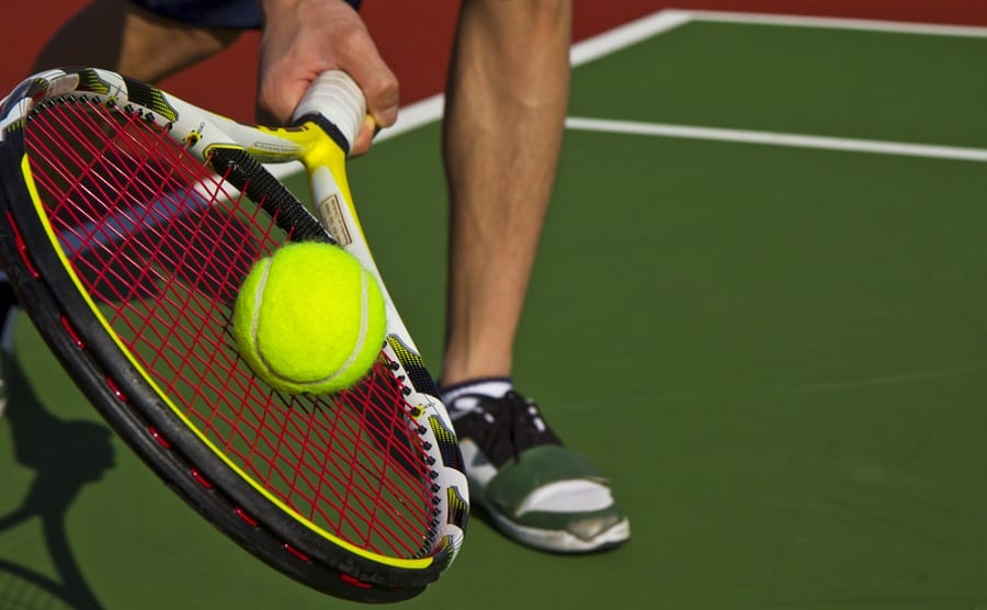 Tennis Shoes Features