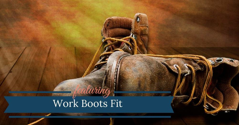 Work Boots Fit