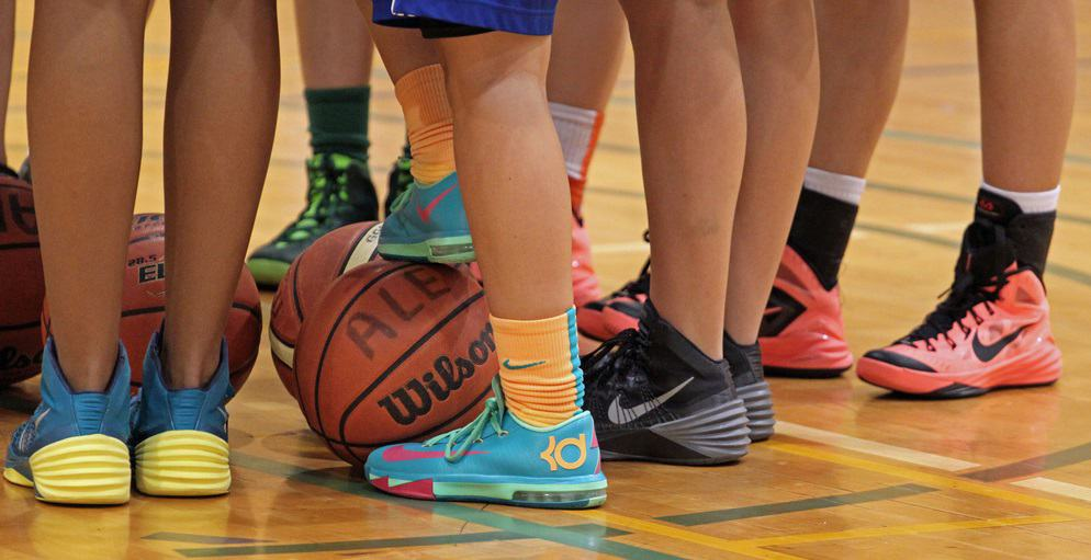 Wide Basketball Shoes