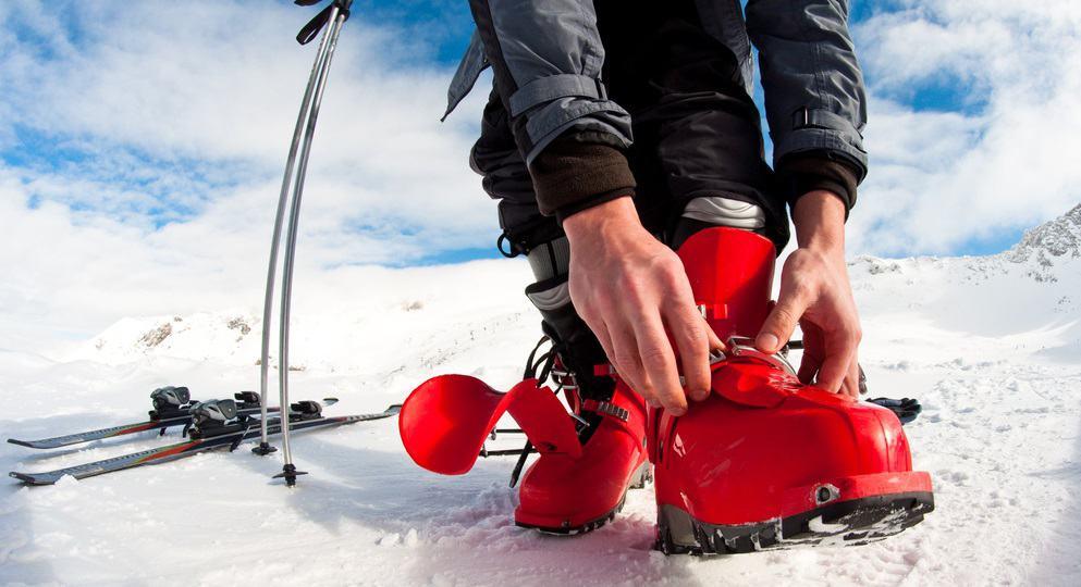 Wide Calf Ski Boots
