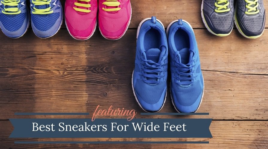 Best Sneakers For Wide Feet