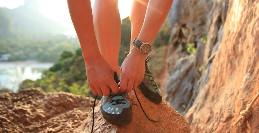 Wide Climbing Shoes
