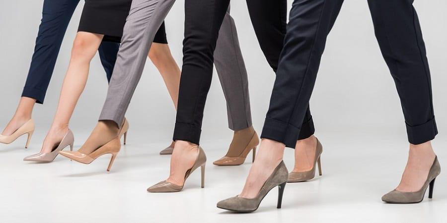 Wide Width Heels