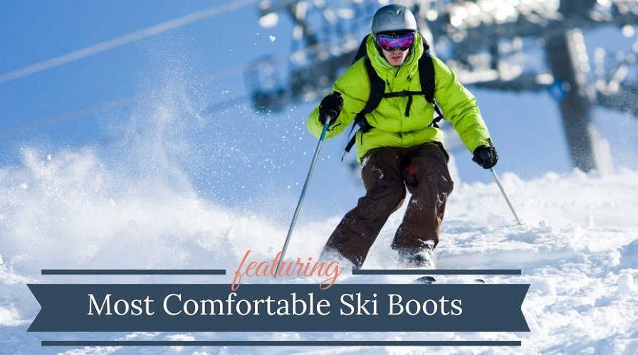 Most Comfortable Ski Boots