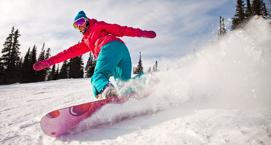 Women's Comfortable Snowboard Boots